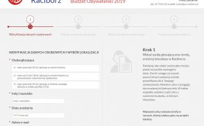 Strona Budżetu Obywatelskiego