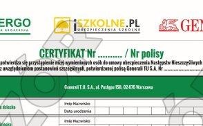Platforma ubezpieczeń szkolnych - iszkolne.pl
