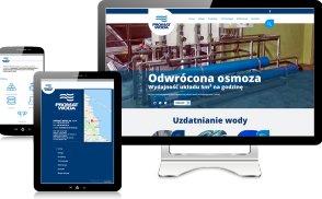 Nowa strona internetowa dla spółki