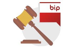 Ogłoszenia komorników na stronach sądów