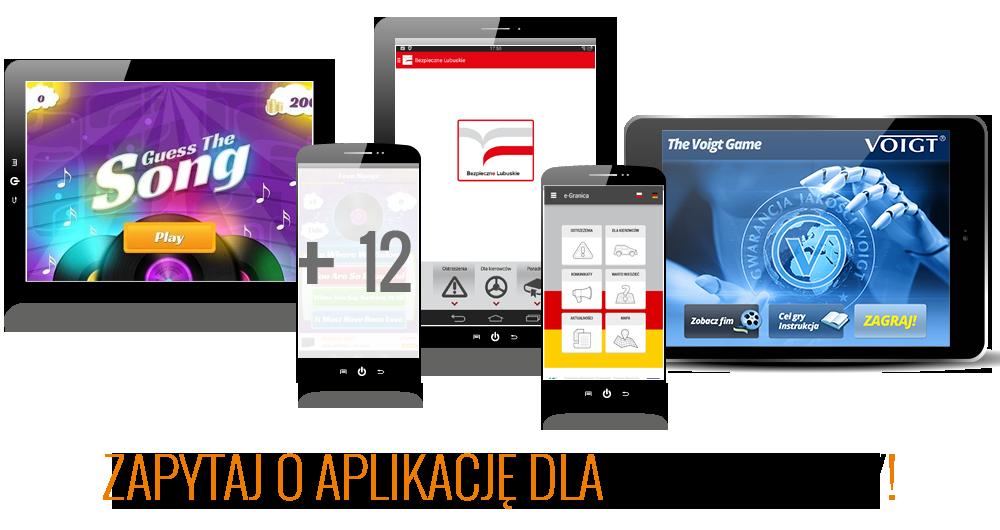 aplikacje mobilne realizowane przez IntraCOM.pl