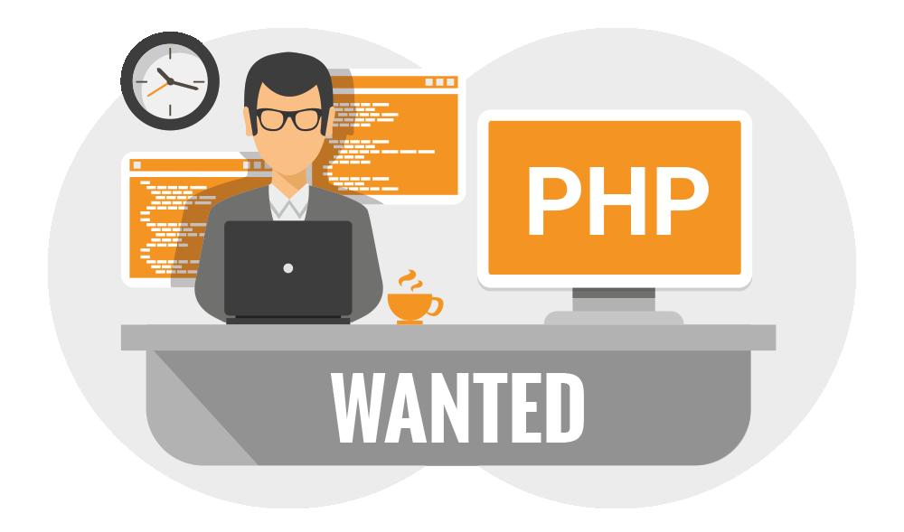 zatrudnienie dla programisty PHP