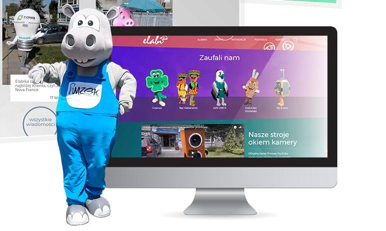 strona internetowa ELEBIKA
