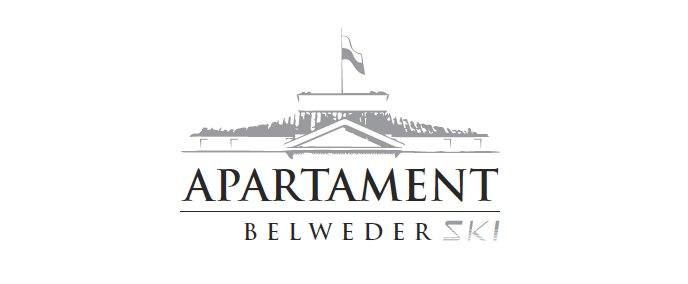 Projekt logo apartamentu w Wiśle