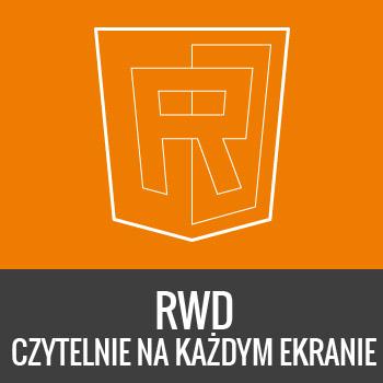 RWD - czytelne na każdym ekranie