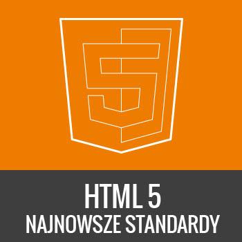 html5 - najnowsze standardy