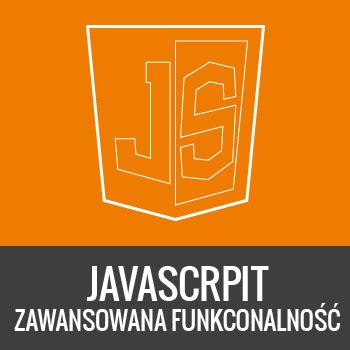 js - zaawansowana funkcjonalność