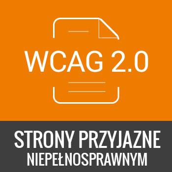 wcag2.0 - strony przyjazne niepełnosprawnym